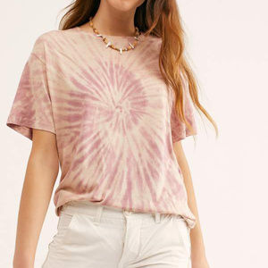Daydreamer for Free People Tie Dye Short Sleeve